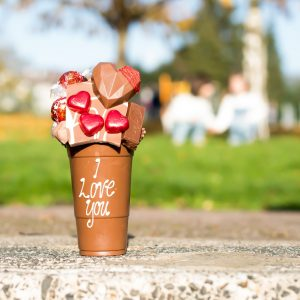 Personalised Valentines Smash Cup