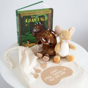 The Gruffalo Soft Toy & Book