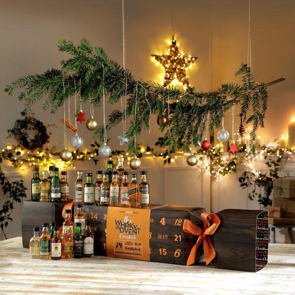 Luxury Whisky Advent Cracker