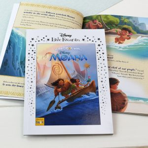 Personalised Disney Little Favourites Moana Book
