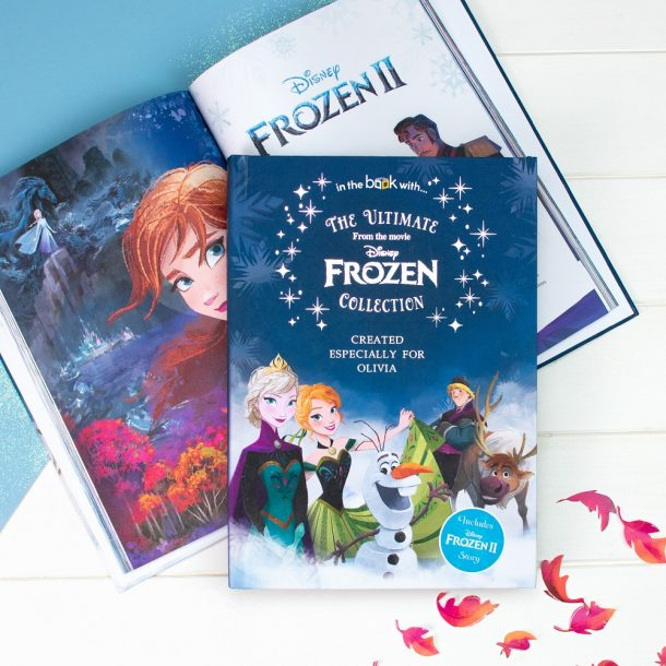 Personalised Frozen Collection Standard Book