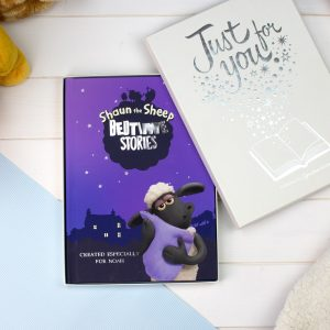 Personalised Shaun the Sheep Bedtime Standard Story Collection Book