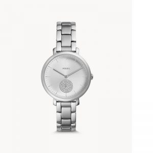 Fossil Jacqueline Stainless Steel Watch