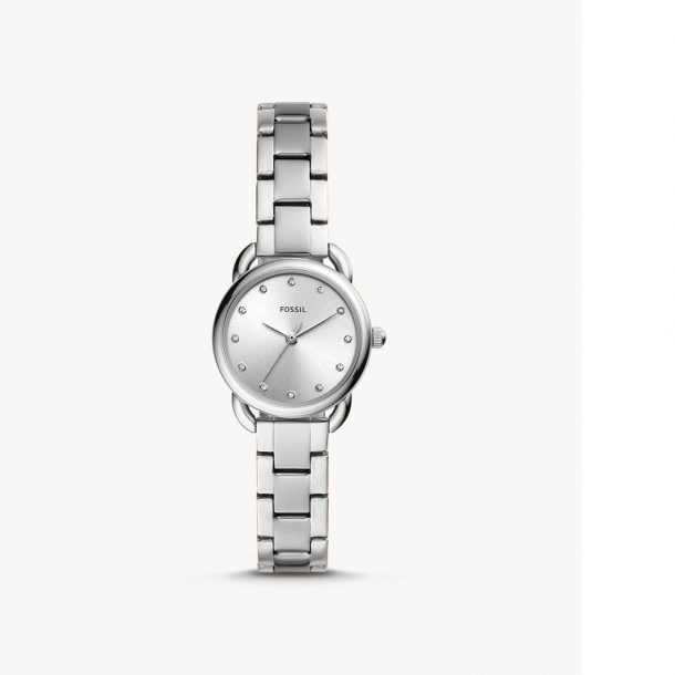 Fossil Tailor Mini Stainless Steel Watch