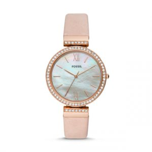 Ladies Fossil Madeline Blush Pink Watch