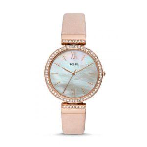 Ladies Fossil Madeline Blush Pink Watch