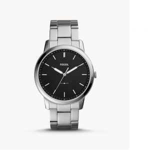 Men's Fossil Minimalist Stainless Steel Watch