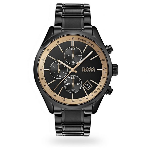Men's Hugo Boss Grand Prix Watch