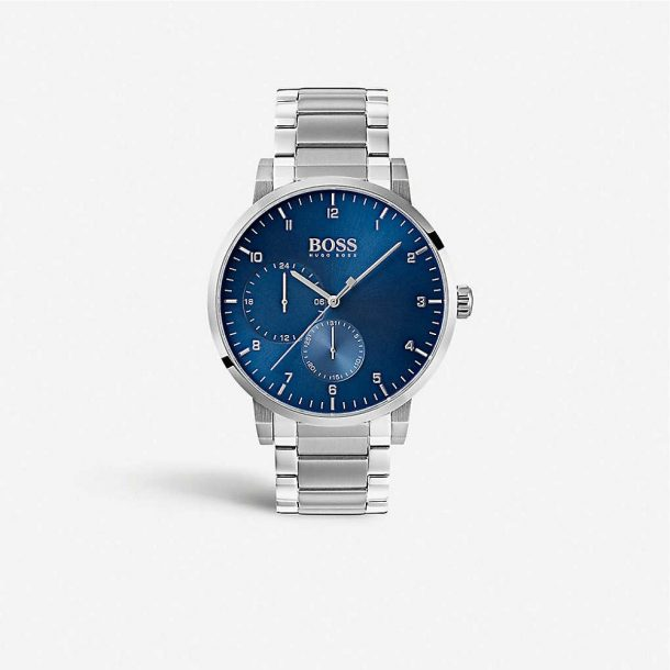 Men's Hugo Boss Oxygen Stainless Steel Watch