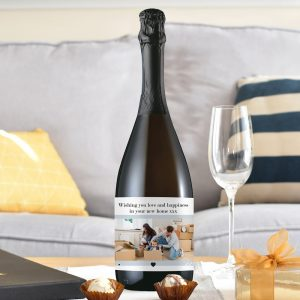 Personalised Photo Upload Prosecco