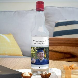 Personalised Photo Upload Vodka