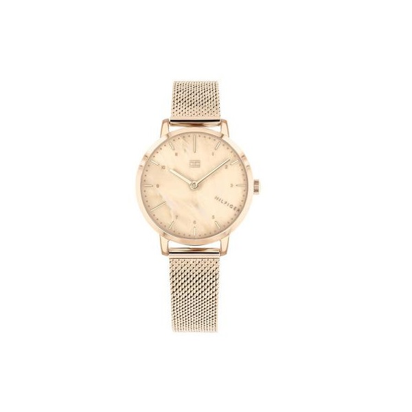 Tommy Hilfiger Lily Ladies Rose Gold Plated Watch
