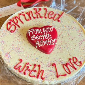 Personalised Sprinkled With Love