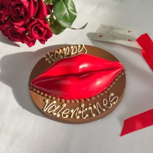 Personalised Valentine's Smash Kiss