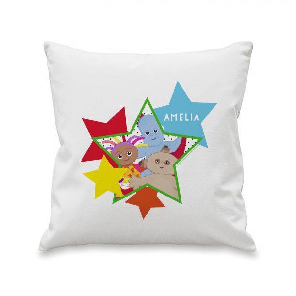 In The Night Garden Star Cushion