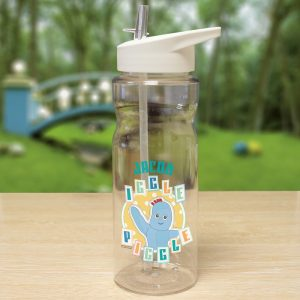 Personalised Igglepiggle Plastic Waterbottle