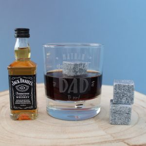 Personalised Just Like A Dad To Me JD Gift Set
