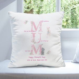 Personalised Me To You MUM Cushion
