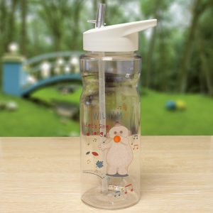 Personalised Musical Makka Pakka Plastic Waterbottle