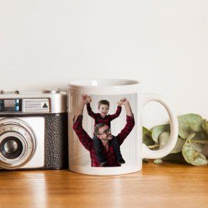 Personalised Photo Upload Mug