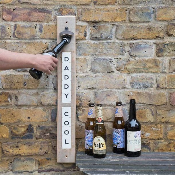 Daddy Cool Bottle Opener