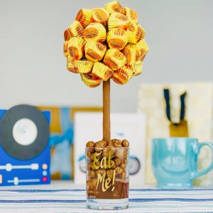 Personalised Reese's Peanut Butter Cups Sweet Trees