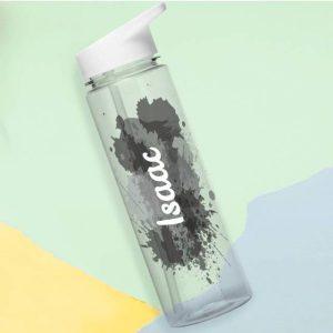 Personalised Splash Water Bottle