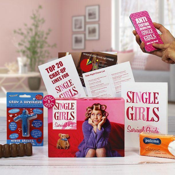 Single Girls Survival Kit