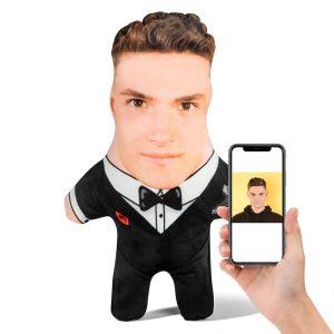 007 Mini Me Personalised Doll