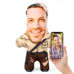 Adventurer Mini Me Personalised Doll