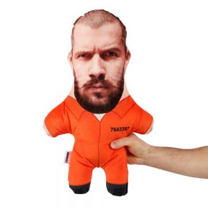 Convict Mini Me Personalised Doll