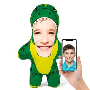 Dinosaur Mini Me Personalised Doll