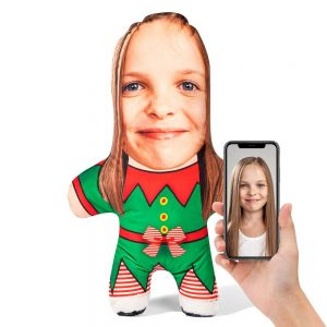 Elf Mini Me Personalised Doll