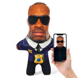 FBI Mini Me Personalised Doll