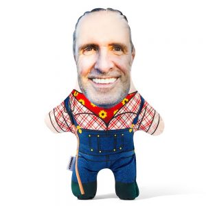 Farmer Mini Me Personalised Doll