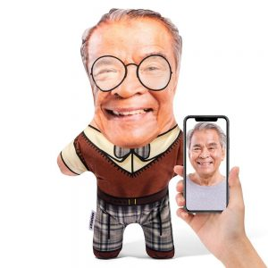 Grandpa Mini Me Personalised Doll