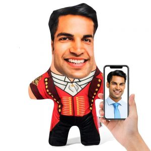 Greatest Showman Mini Me Personalised Doll