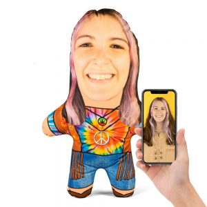 Hippie Mini Me Personalised Doll