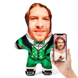 Leprechaun Mini Me Personalised Doll