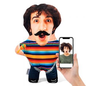 Mexican Bandit Mini Me Personalised Doll