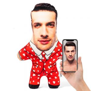 Mr Lover Lover Mini Me Personalised Doll