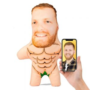 Naturist Mini Me Personalised Doll
