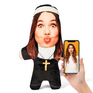 Nun Mini Me Personalised Doll