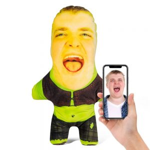 Ogre Mini Me Personalised Doll