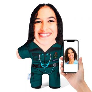 Paramedic Mini Me Personalised Doll
