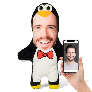 Penguin Mini Me Personalised Doll