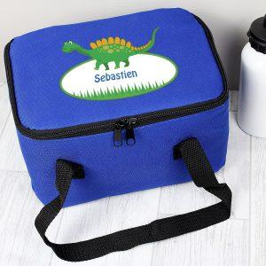 Personalised Dinosaur Lunch Bag