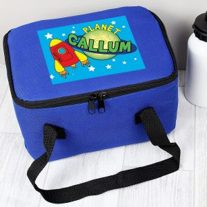 Personalised Space Lunch Bag