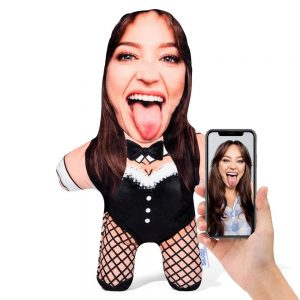 Play Girl Mini Me Personalised Doll
