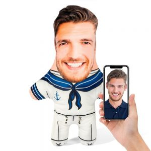 Sailor Mini Me Personalised Doll